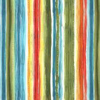 Michael Miller Fabrics Lost In Paradise Tropical Stripe Multi