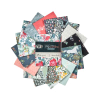 Art Gallery Picturesque Fat Quarters Fabric Wonders 16 Pcs Multi