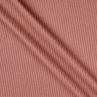 Thermal Brushed Waffle Stretch Knit Mauve Pale