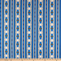 Tucson Small Stripe Royal
