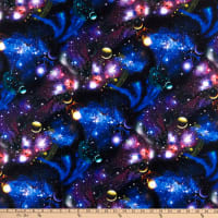 Pine Crest Repreve Virtue Recycled Polyester Galaxy Dig Black Multi