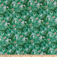 Pine Crest Repreve Virtue Recycled Polyester Jungle Green/White