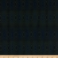 Pine Crest Repreve Virtue Recycled Polyester Under Microscope Navy/Yellow