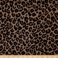 Pine Crest Repreve Virtue Recycled Polyester Cheetah Tan/Brown/Black
