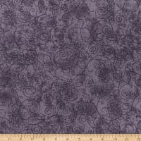 "Westrade 110"" Flannel Wide Quilt Backs Willow Silver"