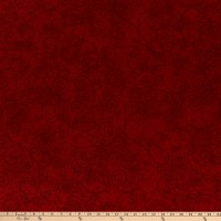"""Westrade 110"""" Flannel Wide Quilt Backs Willow Autumn"""