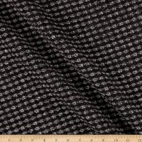Telio Chenille Poly Tweed Charcoal