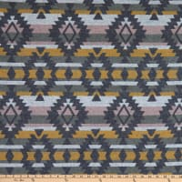 Telio Grove Coating Aztec Inspired Grey/Yellow/Pink