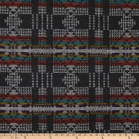 Telio Grove Coating Aztec Inspired Grey/Multi