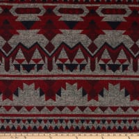 Telio Grove Coating Aztec Inspired Beige/Red
