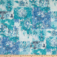 Covington Padma Linen Dream Blue