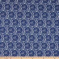 Covington Sea Breeze Cotton Duck Indigo
