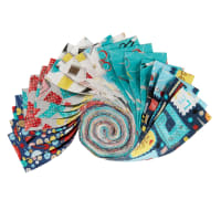 """Fabric Editions Sewing Notions 2.5"""" Strips 20 Pcs"""