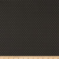 Bygone Browns Daphne's Dots Charcoal