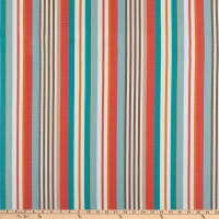 Phifertex Resort Collection Outdoor Sling Stripes Kona Sunset