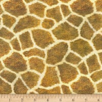 Kaufman Animal Kingdom Lawns Giraffe Skin Wild