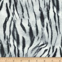 Kaufman Animal Kingdom Lawns Tiger Skin Snow