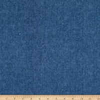 Kaufman Sevenberry Cotton Flax Prints Texture Nautical