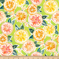 QT Fabrics Fruit Punch Citrus Lime