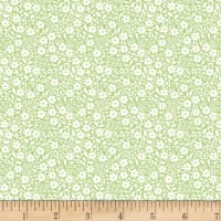Michael Miller Fabrics Country Cottage Sweet Nothings Mint