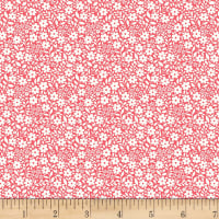 Michael Miller Fabrics Country Cottage Sweet Nothings Peach