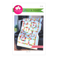 Riley Blake Jelly and Toast Quilt Pattern