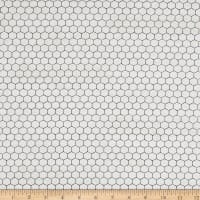 Riley Blake Bees Life Honeycomb Parchment