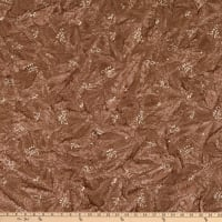 Banyan Batiks Modern Geometry Small Etchings Brown Etch