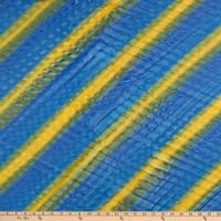 Banyan Batiks Modern Geometry Treads Blue Tracks