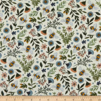 Northcott Bee Kind Floral and Bee Toss Cream Multi