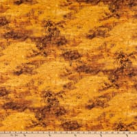 Wilmington Cabin Welcome Flannel Forest Texture Brown