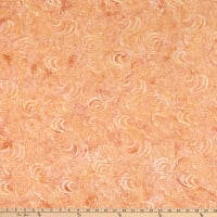 Benartex Bali By The Sea Deco Shells Apricot