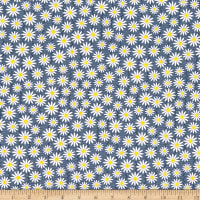 Contempo Planted With Love Daisy Medium Grey