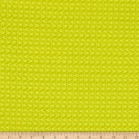 Contempo Planted With Love Tonal Slide Lime