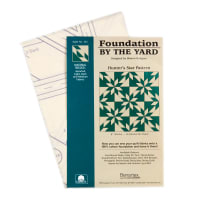 Benartex Foundation By The Yard (Packs) Fbty Hunter'S Star Pack
