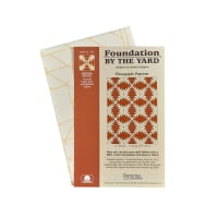 Benartex Foundation By The Yard (Packs) Fbty Pineapple Pack
