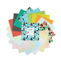 "Contempo Good Vibes 10"" Squares 42pcs"