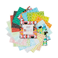 "Contempo Good Vibes 5"" Squares 42pcs"