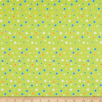 Kanvas Toadally Cool Cool Dots Lime