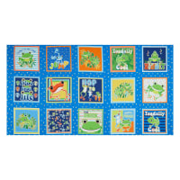 Kanvas Toadally Cool Toadally Cool Squares Multi