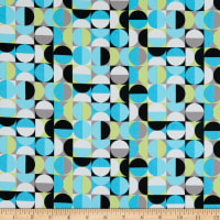 Contempo Good Vibes Gumballs Turquoise
