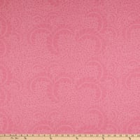 Contempo Words To Quilt By Happy Feather Pink