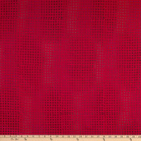Andover Stitched Cross Stitch Ruby