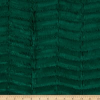 Shannon Minky Luxe Cuddle Oxford Emerald