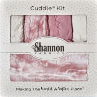 Shannon Minky Cuddle Kit Crazy 8 Rosalie
