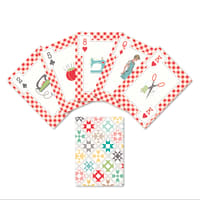 Lori Holt Playing Cards