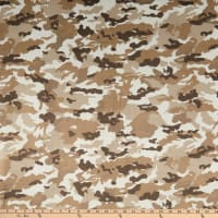 Shannon Studio Digital Minky Cuddle Mini Camo Desert