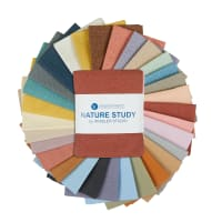 Whistler Studios Nature Study Fat Quarter Bundle 30 Pcs. Multi