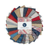 Whistler Studios Kingston Fat Quarter Bundle 25 Pcs. Multi