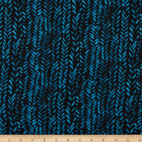 Windham Fabrics The Blue One Wheat Forget Me Not